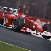VICTORY AT MONZA (Michael Schumacher)