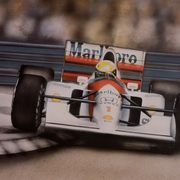 WILL TO WIN (Ayrton Senna)