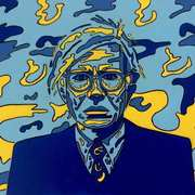Camouflage Warhol