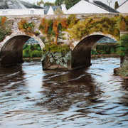 The Old Bridge Carrick on Suir