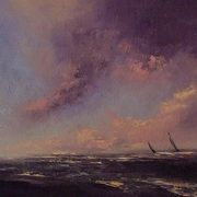 Sails Under a Purple Sky