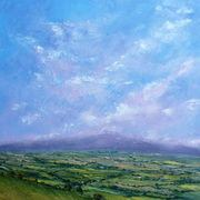 Slievenamon overlooking Tipperary