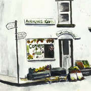 Camiers Shop, Goleen, West Cork
