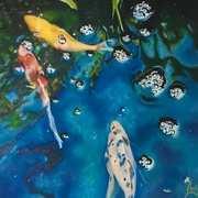 Pond Life KOI 2