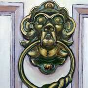 Door Knocker Bath UK