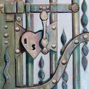 Lockdown Series  1 -  Spanish Gate