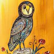 Art 'Little Owl'