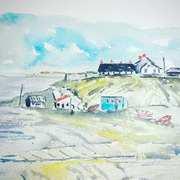 The Blue Hut, Portmuck, Co Antrim