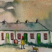 The Crooked Row, Larne, Co Antrim