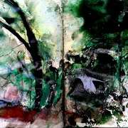 Maypark Woods Sketch no.1