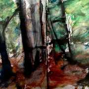 Maypark woods Sketch no.3