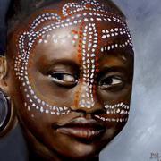 Young Surma Girl II