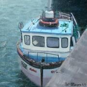 Blue Boat West Pier