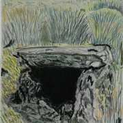 Glen Craff Wedge Tomb Connemara