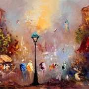 Enchanted City