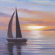sailing into roundstone