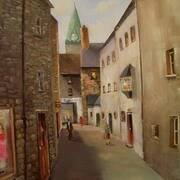 Buttermilk Lane, Galway City
