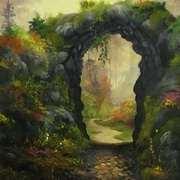Celtic Secret Garden