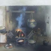 Dan O'Hara's Fireplace