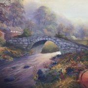 Faerie Bridge and Woodlands