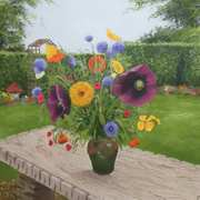 Art 'Garden Bouquet'
