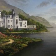 Kylemore Abbey, Co Galway