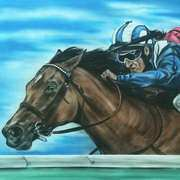Irish Art, Finish line in sight,