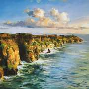 Cliffs of Mohar Dusk
