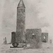 Turlough Abbey, Co.Mayo