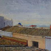 Old quarter Oliva, Valencia