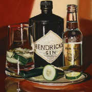 Hendrick's Reflections