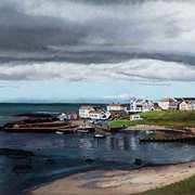 Portballintrae after the Storm