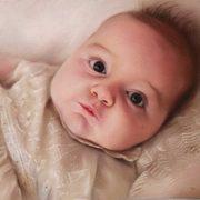 Portrait Baby Untitled