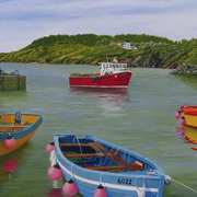 Bringing Home The Catch,Duncannon