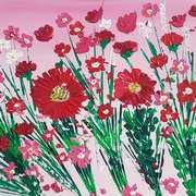 FLOWERS BURST