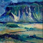 AN IRISH MOUNT BEN BULBEN