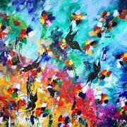 A Haven of Colour