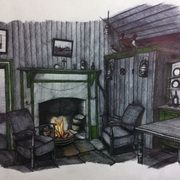 Island By The Fire,Pen