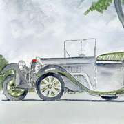 Bugatti old