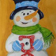 Joy Snowman