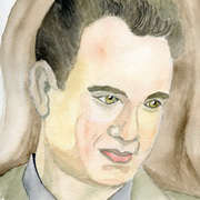 Portrait T. Hanks