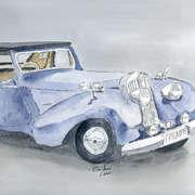 Triumph Roadster 45-49