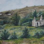 Derelict Cottage,Connemara