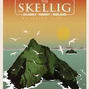 The Skelligs Islands Kerry