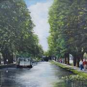Stroll By The Grand Canal at Mespil Road