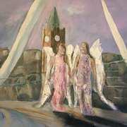 Angels of Peace (Peace Bridge Derry)