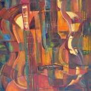 Cubist Guitar