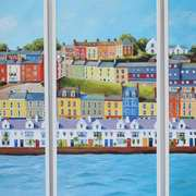 Cobh Waterfront Triptych