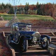 1921 Blue Humber
