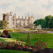 Kilkenny Castle and Rose Garden